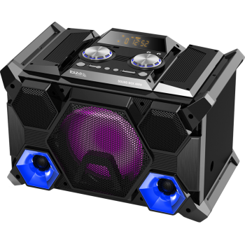 Ibiza Sound SPLBOX400 Sistema portátil todo en uno equipado con Bluetooth