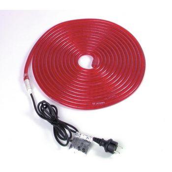 Eurolite Rubberlight RL1-230V Red 5m Tira Led