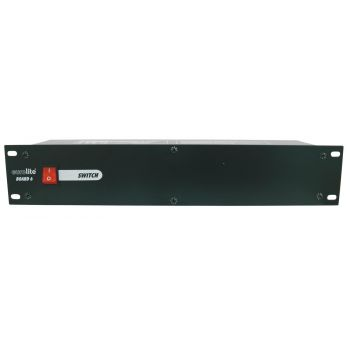 Eurolite 6 Panel de Interruptores 1 Switch + 6 Salidas Seguridad