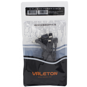 Valeton PCA-5 Cable de Alimentación DC para 5 pedales