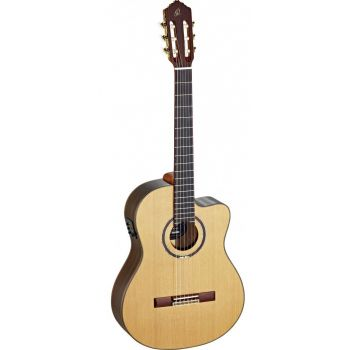 Ortega RCE159MN Guitarra Electroacústica Natural