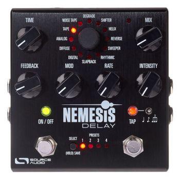 Source Audio SA260 Nemesis Pedal Delay Digital Para Guitarra