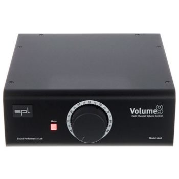 SPL Volume 8 controlador de volumen Monitor de Estudio