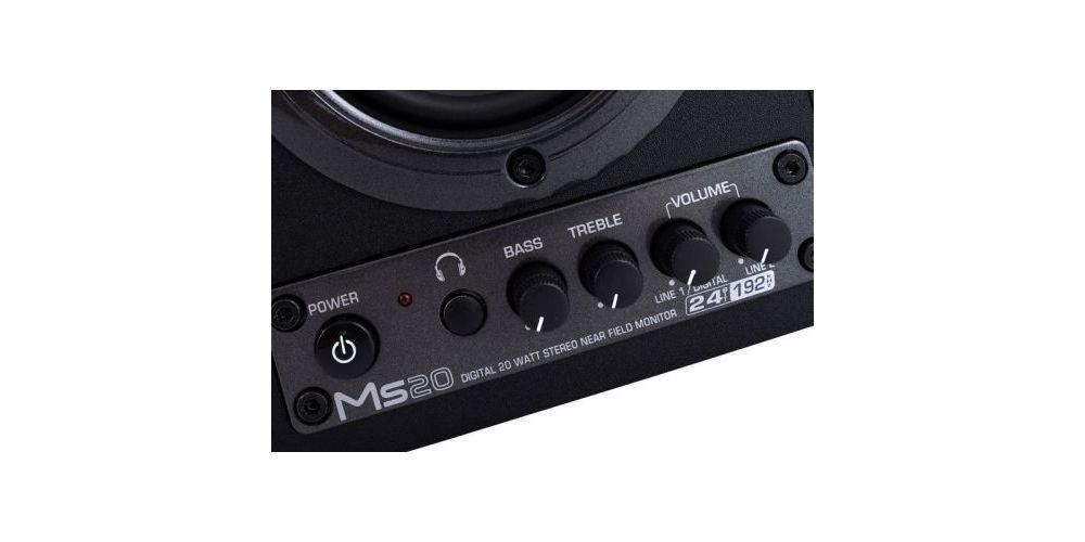 BEHRINGER MS20 CONTROLES