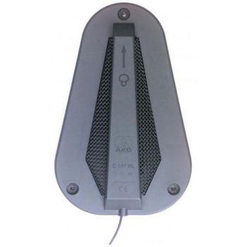 AKG C-547 BL Microfono Conferencia C547BL Microfono Superficie  Und.