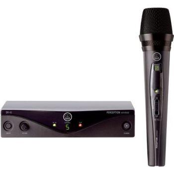 AKG WMS-45 HT Vocal Microfono Inalambrico Mano
