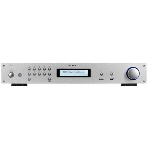 ROTEL RT-11 V2 Silver Sintonizador FM, DAB