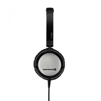 BEYERDYNAMIC DTX-501P  Auricular Abierto Negro  Plegable