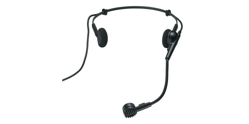 AUDIO TECHNICA PRO8HEX Microfono de Diadema Hipercardioide