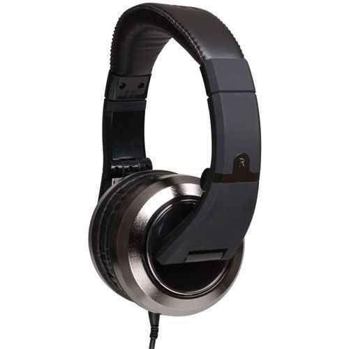 cad mh510 auriculares dj cromado