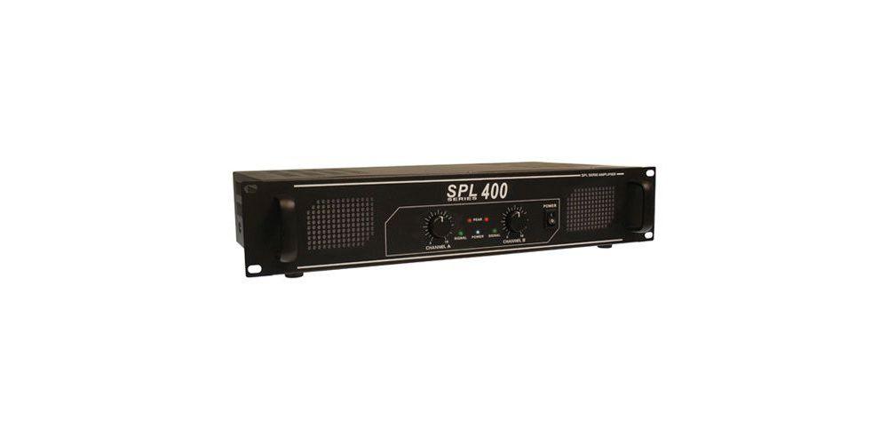 SKYTEC SPL400 Etapa de Potencia 2 x 200W 178788