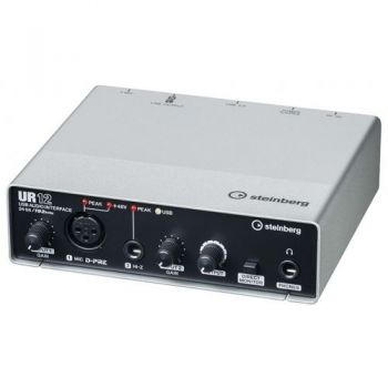 Steinberg UR12 USB Interface Audio