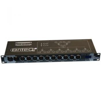 BRITEQ DMS-26 SPLITTER DMX RACK 1U