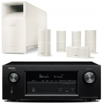 DENON AVR-X2200-AM10 Blanco Receptor Home Cinema