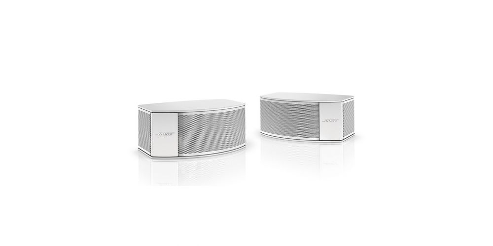 bose lifestyle soundtouch 235 altavoces blancos