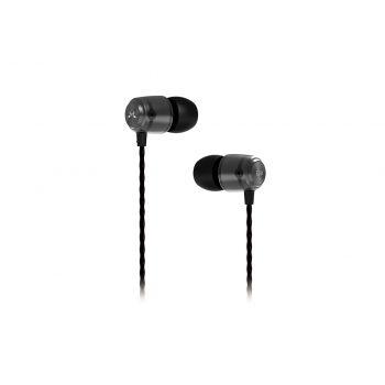 SoundMagic E50 Negro/Plata Auriculares IN EAR