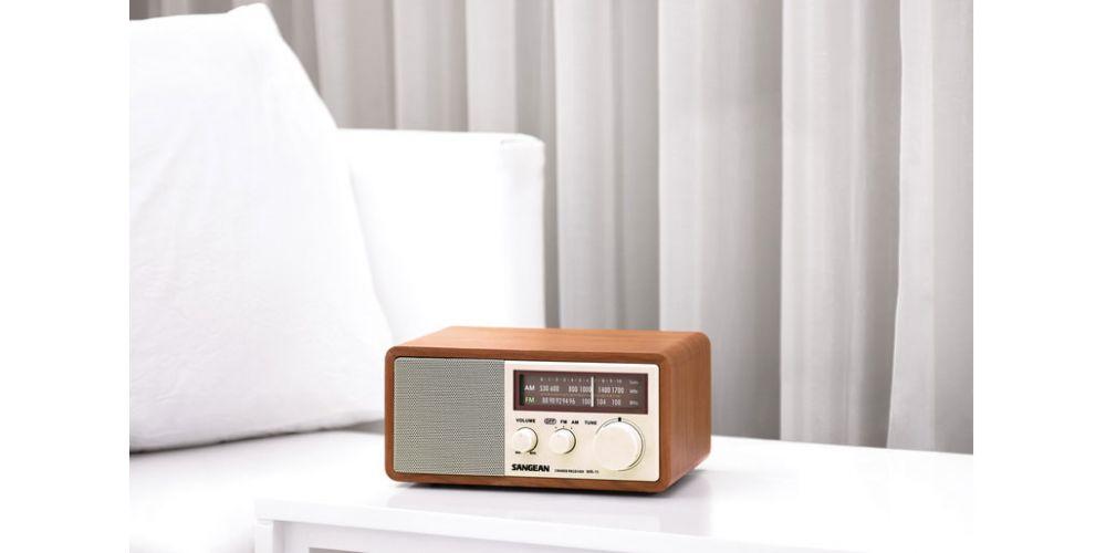sangean wr11 radio fm am