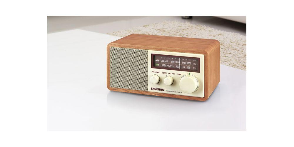 SANGEAN WR11 Nogal Radio