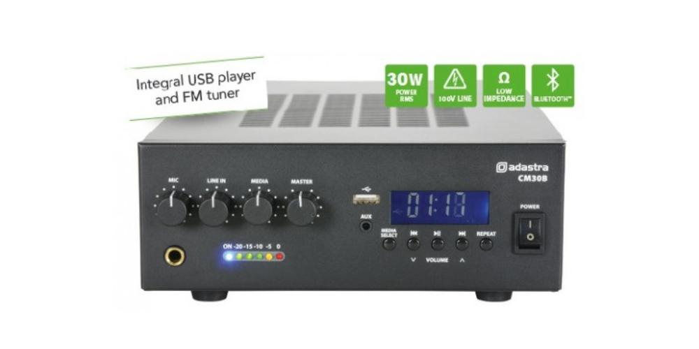 comprar amplificador 100 voltios cm30b