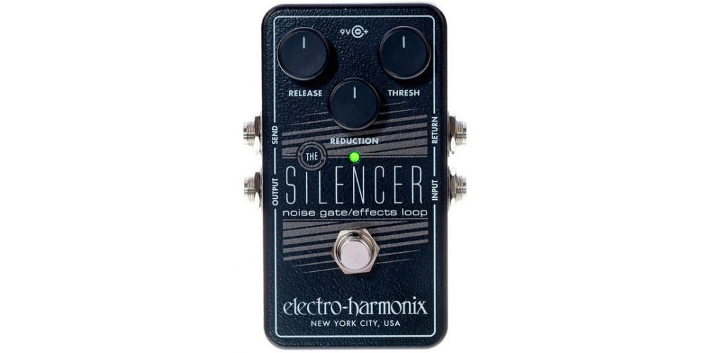 electro harmonix silencer noise gate 2