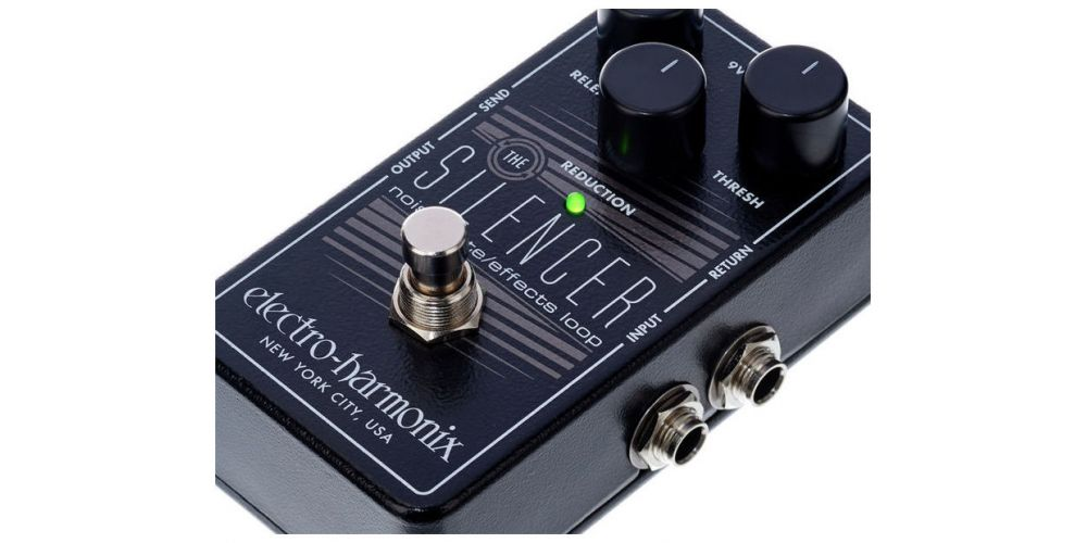 electro harmonix silencer noise gate 3