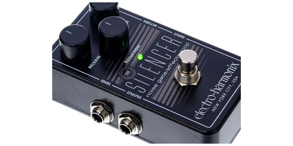 electro harmonix silencer noise gate 5