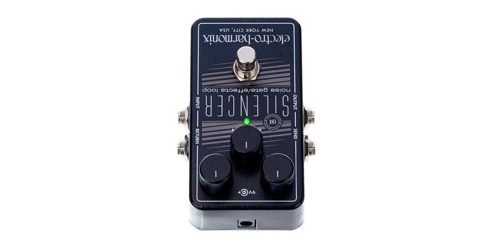electro harmonix silencer noise gate 6