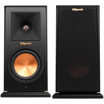 Klipsch RP-140 WM BLACK Pareja Altavoces inalambricos  reference