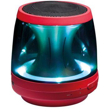 LG PH1R Rojo Altavoz Bluetooth Omnidireccional 360º