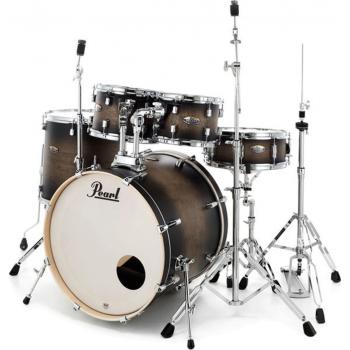 Pearl Decade Maple Satin Black Burst 20