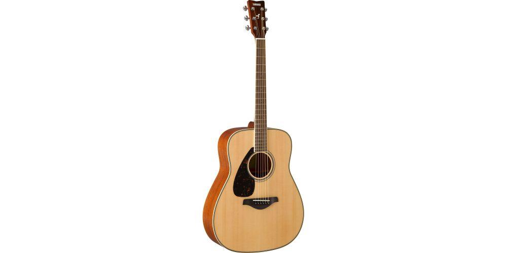 comprar guitarra acustica yamaha fg820l nt