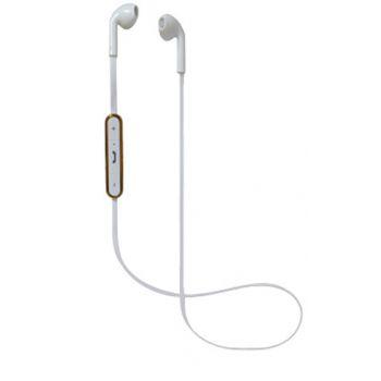 NEVIR 961-BE Auriculares De Boton Bluetooh Blanco