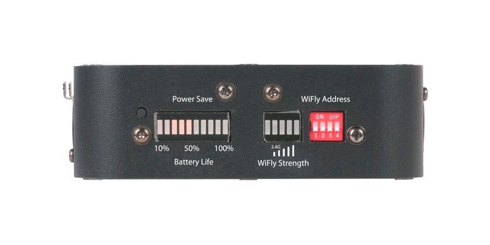 american dj wifly exr battery comprar