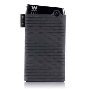 WOXTER Power Bank 6000 SR Negro