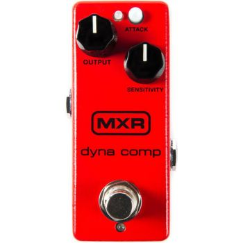 Dunlop MXR M291 Pedal FX DYNA COMP MINI