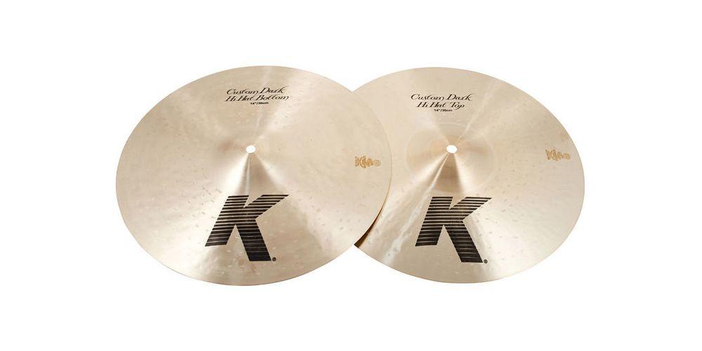 Comprar Zildjian 14 K Custom Dark Hi Hat