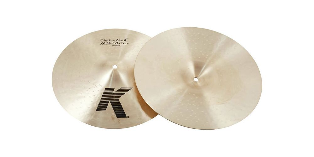 Oferta Zildjian 14 K Custom Dark Hi Hat