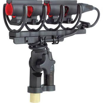 SHURE A89LM-BA Pinza aislante Rycote montaje en pie para VP89L