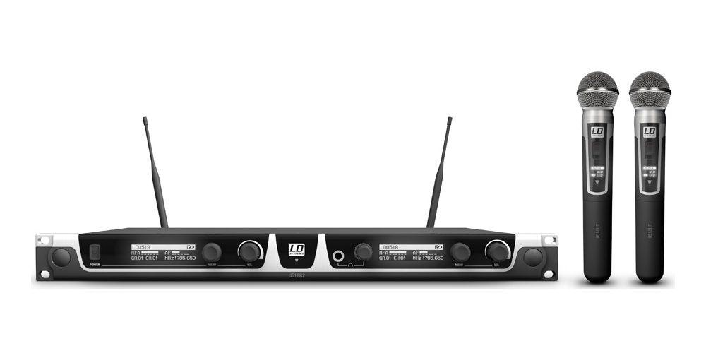 Ld systems U518 HHD2
