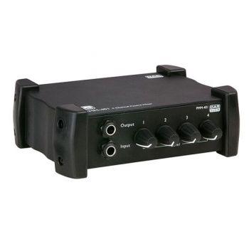 DAP Audio PMM-401 Mezclador de 4 Canales
