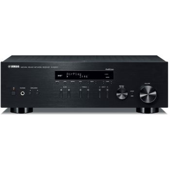 Yamaha RN-303D Black Receptor Estereo Audio en Red