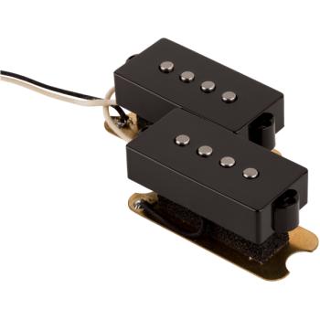 Fender Original Precision Bass Pastillas Black