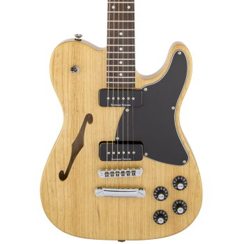 Fender JA-90 Jim Adkins Telecaster Thinline RW Natural