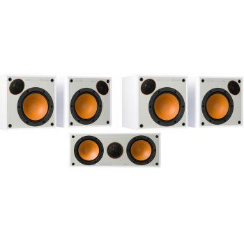 Monitor Audio Monitor 50 Pack 5.0 White  altavoces Home Cinema