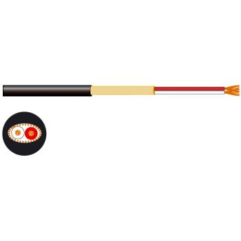 Fonestar CA-92 Cable micrófono balanceado 200m