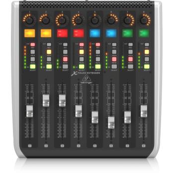 Behringer X-TOUCH EXTENDER Extensor para aplicaciones de Directo y Estudio
