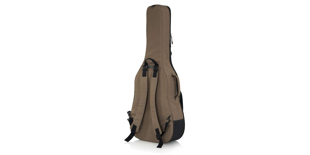 gator gt acoustic tan funda guitarra