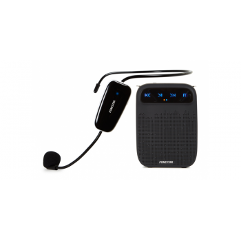 Fonestar ALTA-VOZ-W Amplificador Portátil con micrófono inalambrico  USB/SD/MP3