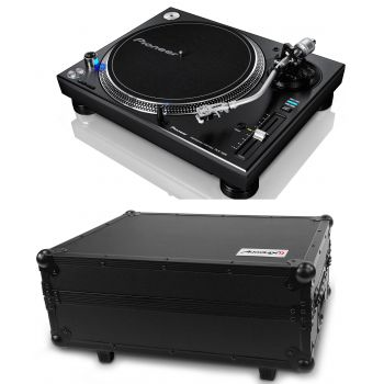 PIONEER PLX 1000 Giradiscos Dj + Fligh Case PRO-TURN