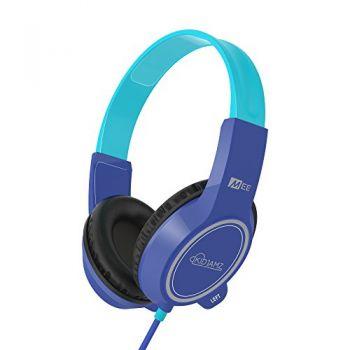 Mee Audio KIDJAMZ-3 Azul Auriculares para Niños de 4 años a 12 años
